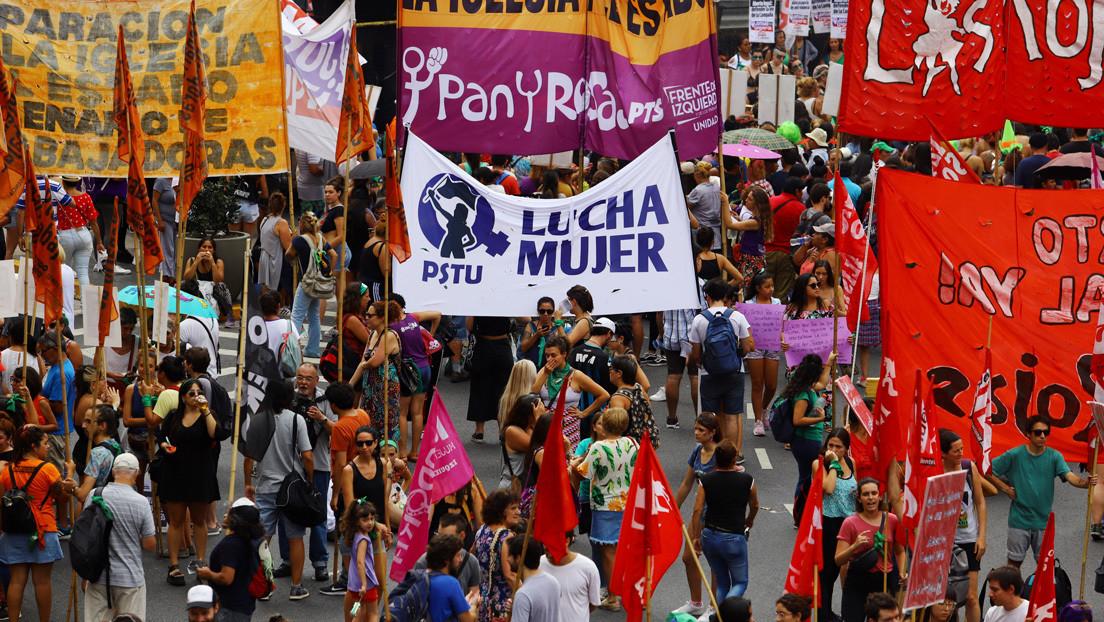 Las mujeres latinoamericanas ante un 8M marcado por la pandemia: ¿cuáles han sido los avances? ¿y los retrocesos?