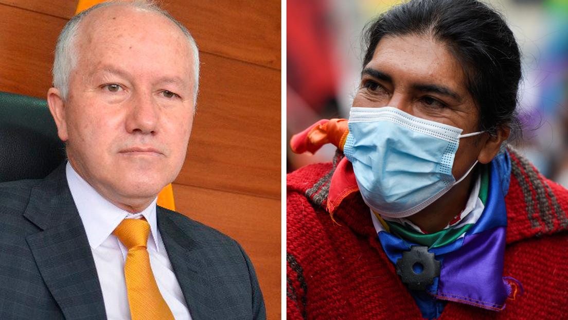 Escándalo en Ecuador por la reunión privada de Yaku Pérez con un juez del TCE, órgano en el que presentó un recurso por presunto fraude electoral