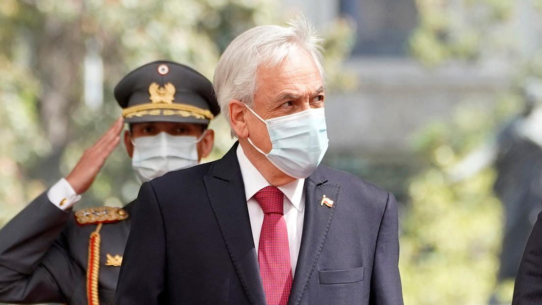 Piñera solicita al Congreso de Chile extender el estado de excepción por la pandemia hasta el 30 de junio