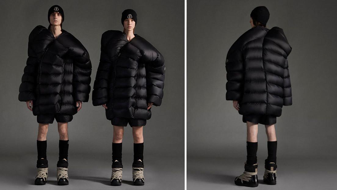 """""""Un edredón metido dentro de una bolsa de basura"""": el 'extraño' abrigo de una marca de lujo de más de 2.600 dólares sorprende a la Red"""