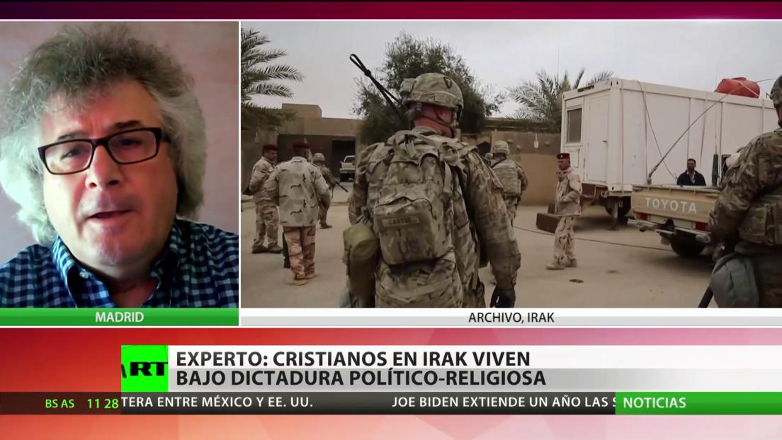 Experto: En Irak los cristianos viven bajo una dictadura político-religiosa
