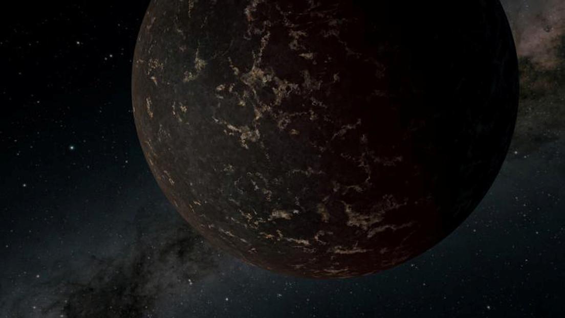 Astrónomos encuentran evidencia de actividad volcánica en un exoplaneta