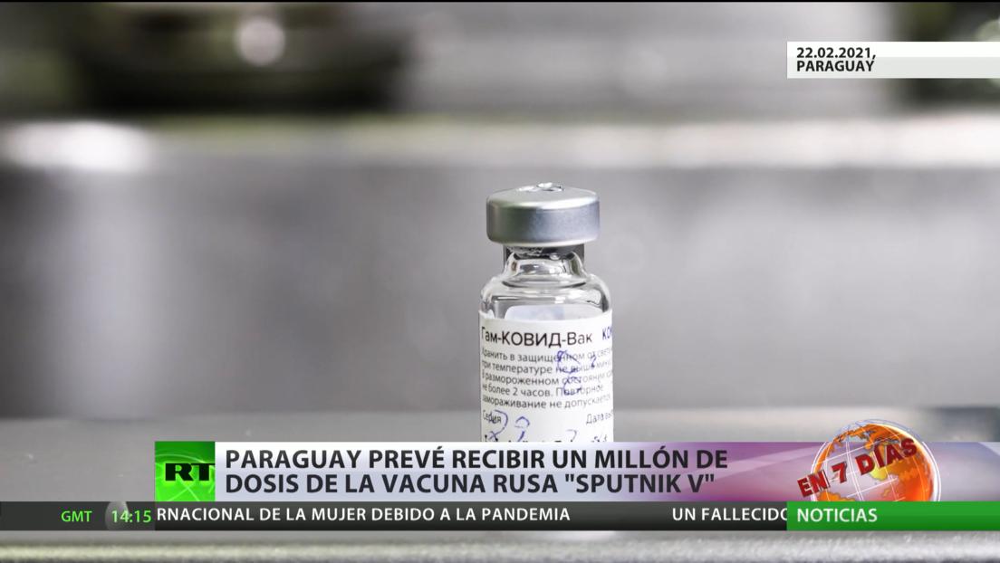 Maduro se vacuna con Sputnik V y Madrid prohíbe las movilizaciones: Lo último sobre la pandemia en España y Latinoamérica