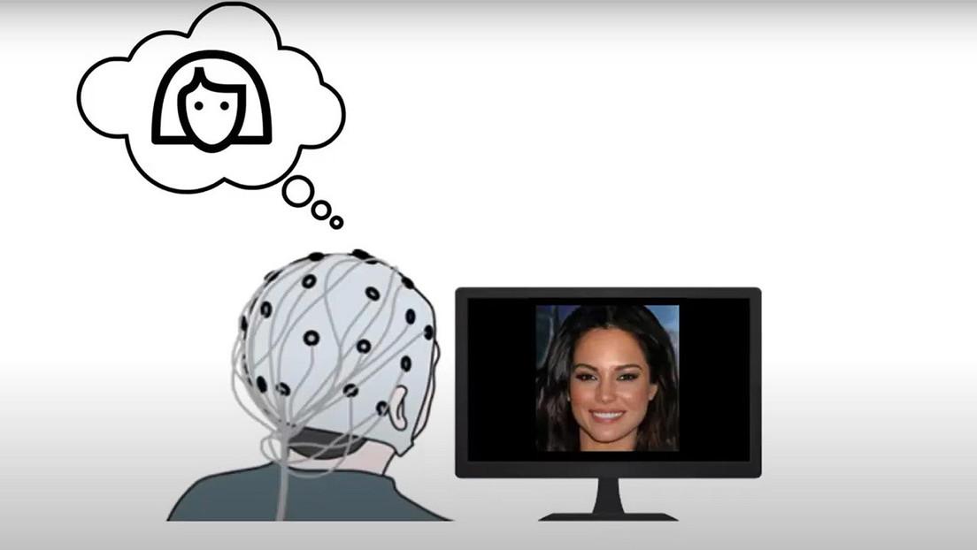 La belleza está en el cerebro del observador: inteligencia artificial genera imágenes de caras atractivas a partir de respuestas cerebrales