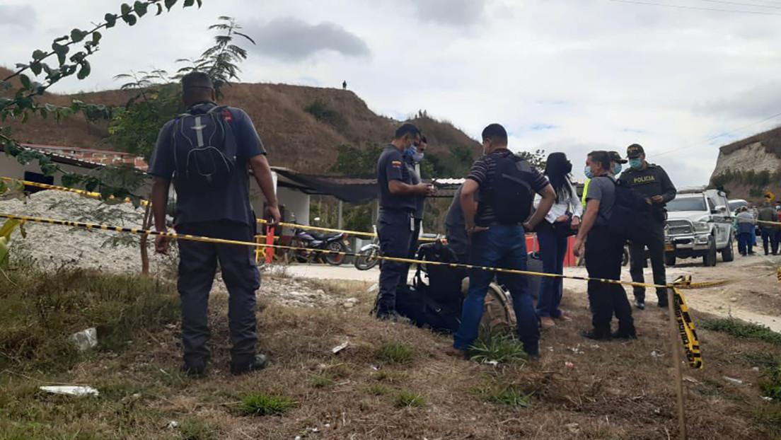 Cinco jóvenes campesinos son asesinados a balazos en un local de billares en Colombia