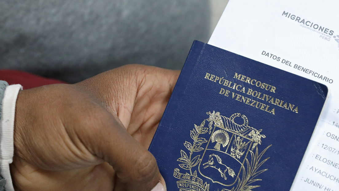 El Gobierno de EE.UU. anuncia un permiso temporal para los venezolanos que residen en ese país