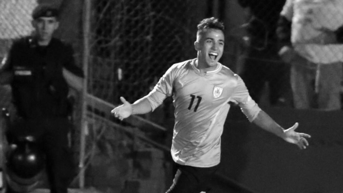 Hallan sin vida al futbolista uruguayo Franco Acosta, ahogado en un río el día después de su vigésimo quinto cumpleaños