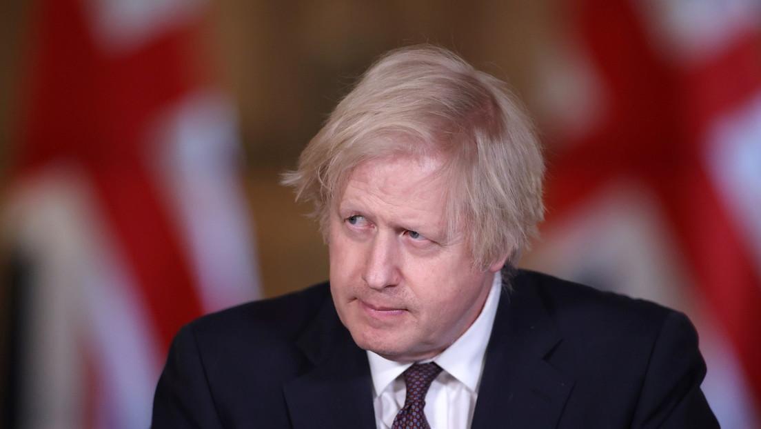 Boris Johnson se pronuncia tras la polémica entrevista del príncipe Enrique y Meghan Markle