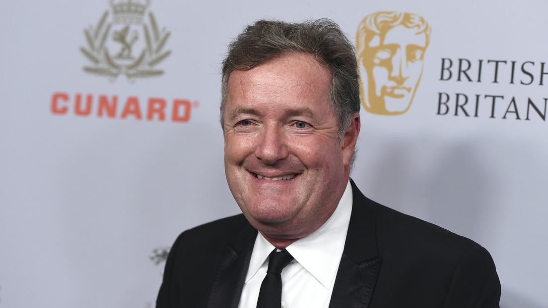 """El presentador Piers Morgan renuncia a su programa tras decir que """"no cree ni una palabra"""" de lo que Meghan Markle dijo en entrevista a Oprah Winfrey"""