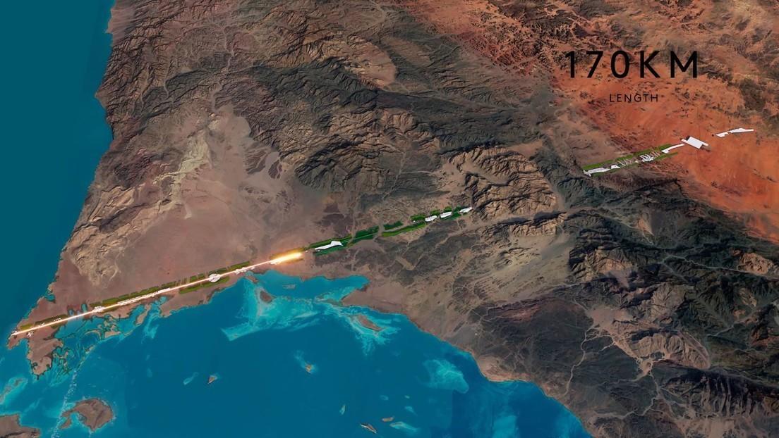 ¿Es viable el proyecto saudita de una ciudad de 170 kilómetros de extensión sin automóviles, calles, ni emisiones de carbono?