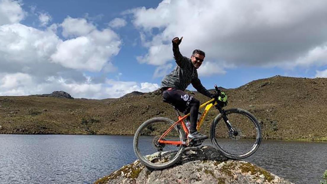 Muere el exciclista olímpico ecuatoriano John Jarrín tras ser atropellado mientras se trasladaba en su bicicleta