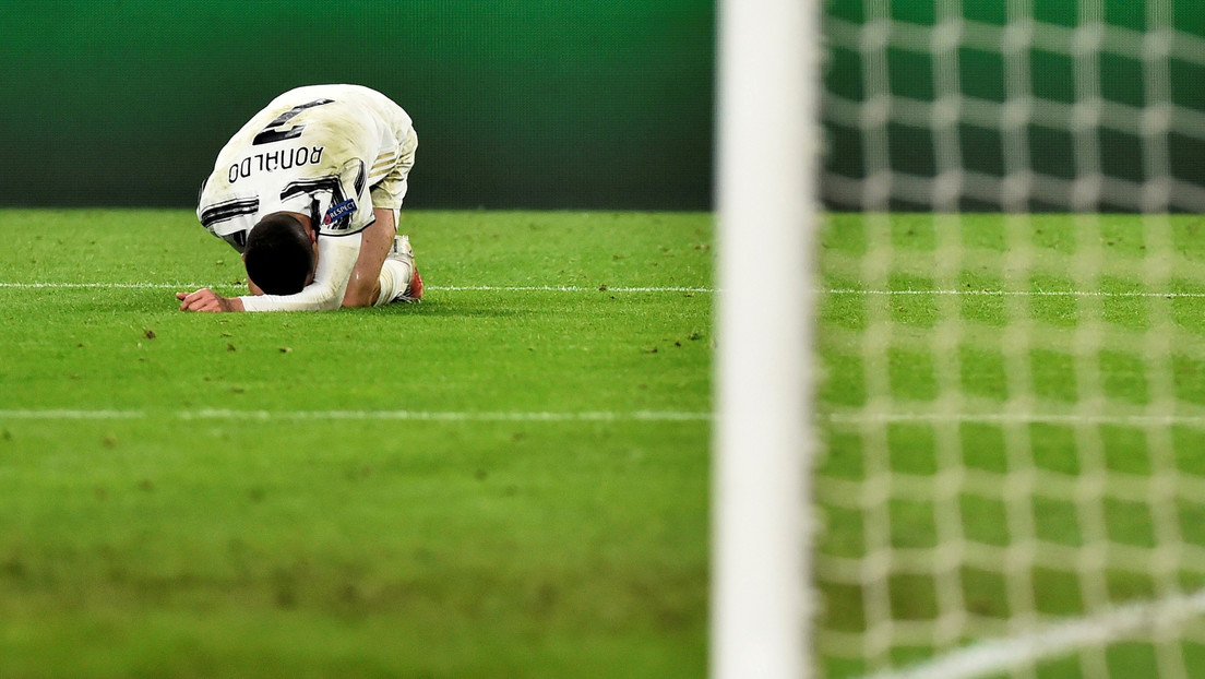 La Juventus queda fuera de la Champions tras ser eliminada en octavos de final por el F.C. Porto
