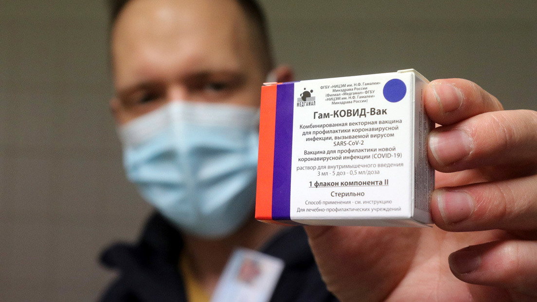 Aumenta a 48 el número de países que aprueban la vacuna rusa Sputnik V
