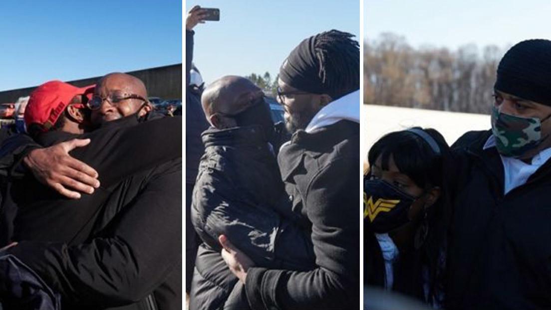 Liberan a tres hombres en EE.UU. que pasaron 25 años tras las rejas por un crimen que no cometieron
