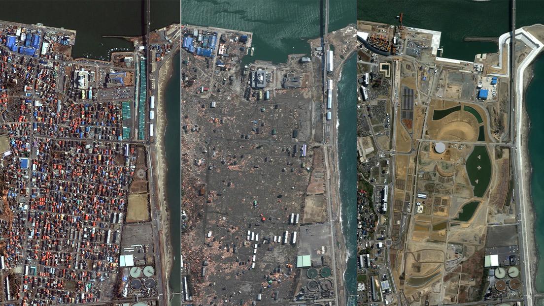 Ciudades japonesas, 10 años después del mayor terremoto de la historia del país