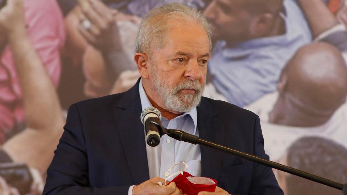 """Lula, tras la anulación de sus condenas: """"Fui víctima de la mayor mentira jurídica contada en 500 años de historia"""""""
