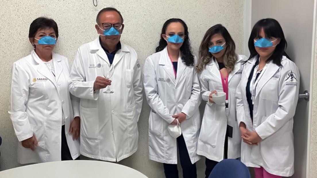 Investigadores mexicanos desarrollan una mascarilla nasal para mitigar los contagios por covid-19