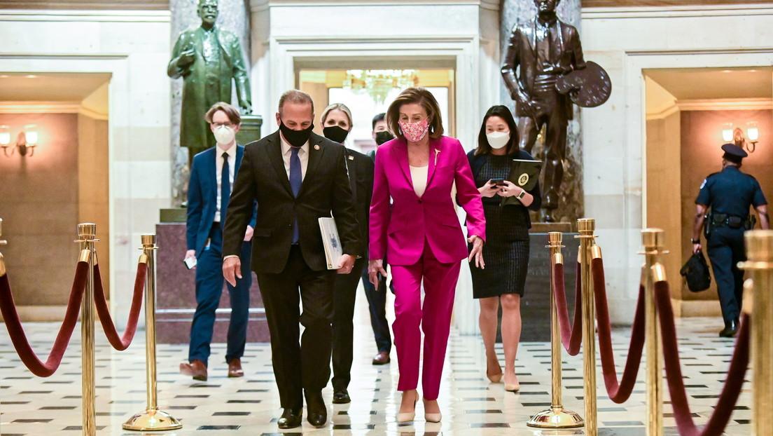 La Cámara de Representantes de EE.UU. aprueba un paquete de ayuda de 1,9 billones de dólares por la pandemia propuesto por Biden