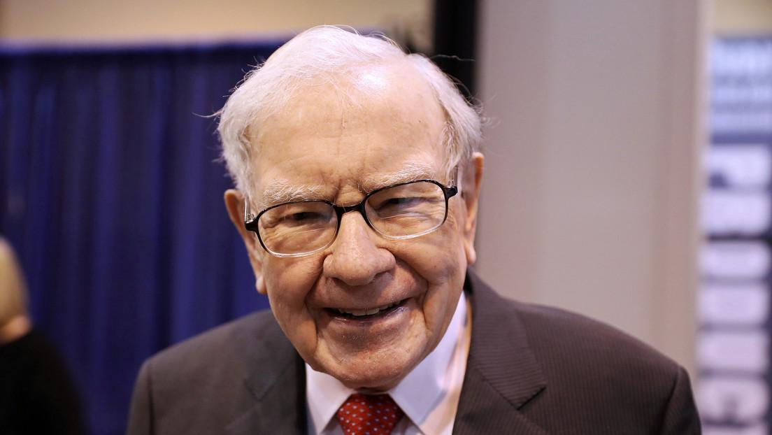 El patrimonio neto de Warren Buffett alcanza los 100.000 millones de dólares