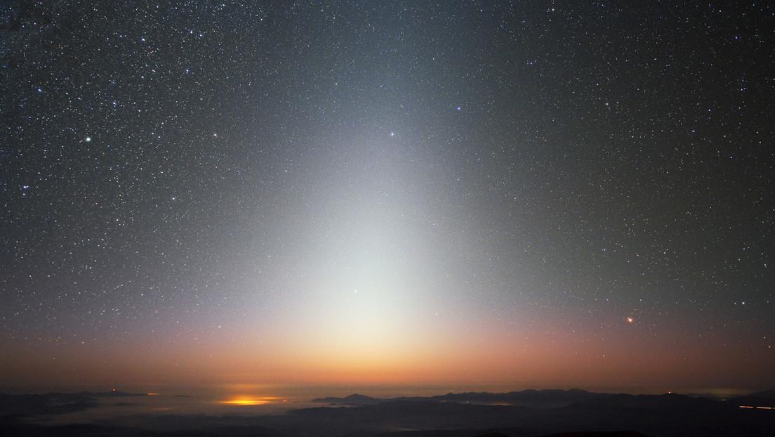 El polvo llegado de Marte podría estar detrás del fenómeno de los 'falsos amaneceres' en la Tierra