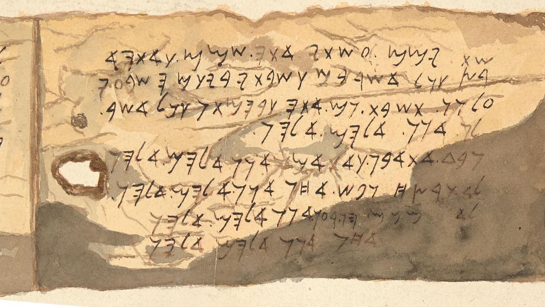 Identifican un pergamino desaparecido en el siglo XIX como el manuscrito bíblico conocido más antiguo de la historia