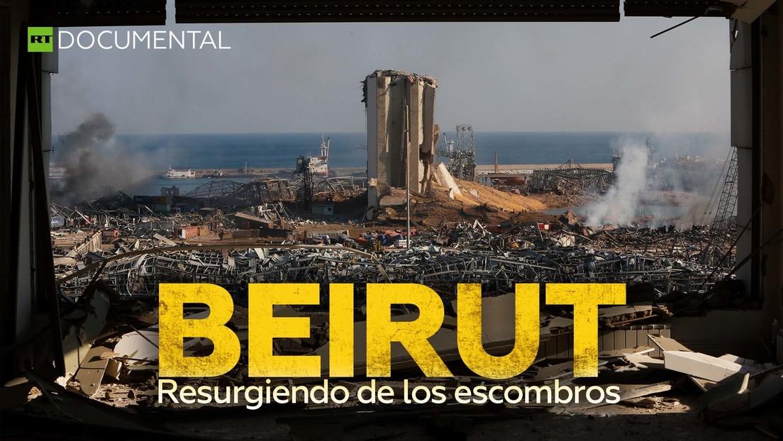 Beirut: resurgiendo de los escombros