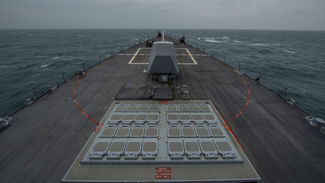 """China dice estar lista para """"responder a todas las amenazas"""" tras otro paso de un destructor estadounidense por el estrecho de Taiwán"""
