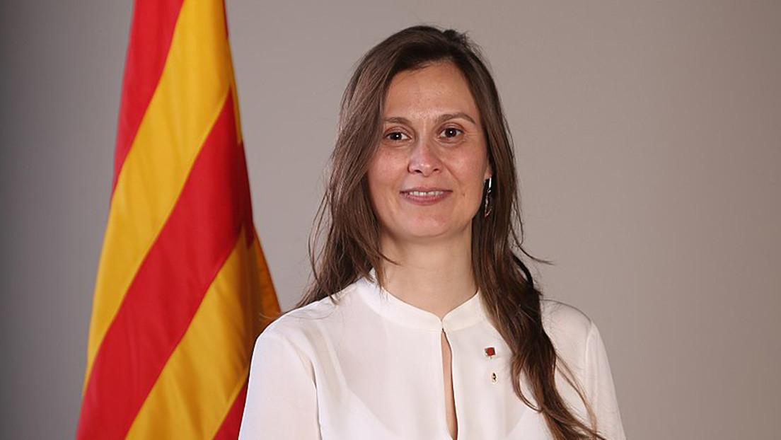Una política catalana que se encontraba en Bélgica se entrega al Supremo de España para afrontar la causa del 'procés'