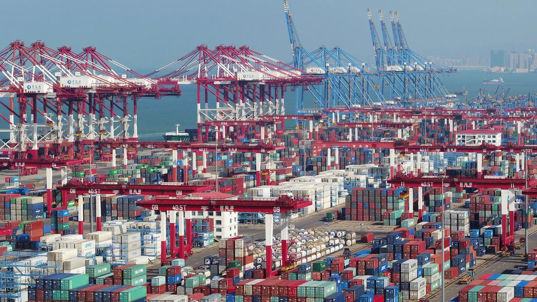 El comercio exterior chino se dispara en los dos primeros meses de 2021