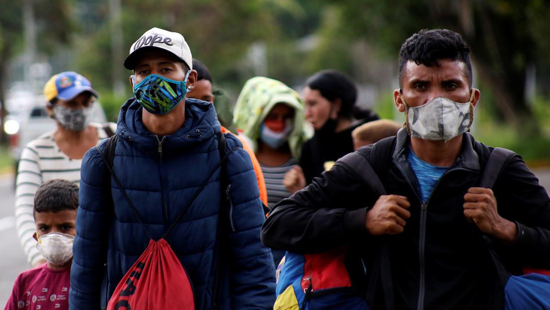 """¿Atender la """"crisis humanitaria"""" o """"atacar con fuerza a Maduro""""? Lo que esconden las medidas de EE.UU. y Colombia para los migrantes venezolanos"""