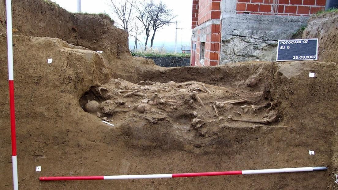21 niños y 20 adultos murieron de forma violenta hace 6.200 años y las causas de la masacre siguen desconocidas