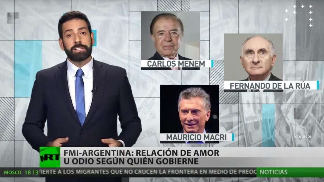 El FMI y Argentina: una relación de amor u odio según quien gobierne