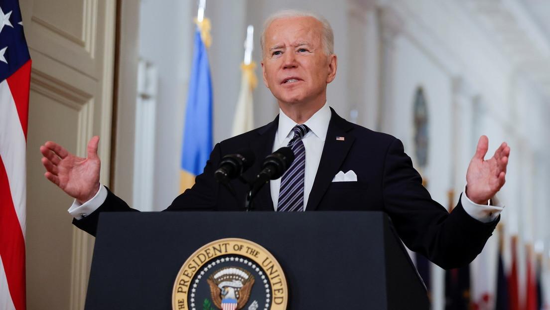 """""""Superamos el período más oscuro que hemos conocido"""": Biden ordena a los estados que habiliten la vacunación a todos los adultos para el 1 de mayo"""