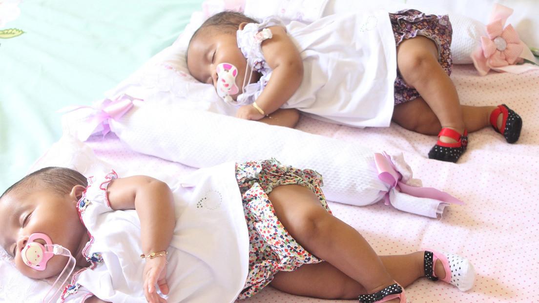 El nacimiento de gemelos en el mundo alcanza la cifra más alta de los últimos 40 años