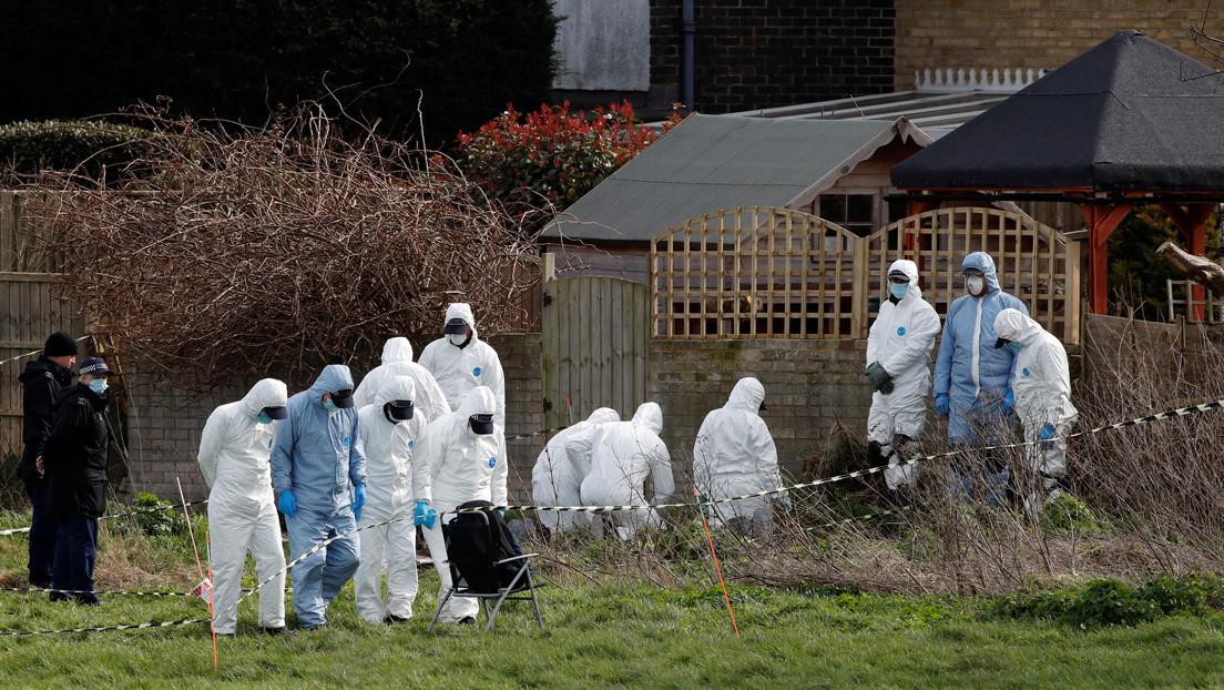Hallan el cadáver de una mujer desaparecida hace más de una semana y un policía es el principal sospechoso, en un caso que conmociona al Reino Unido