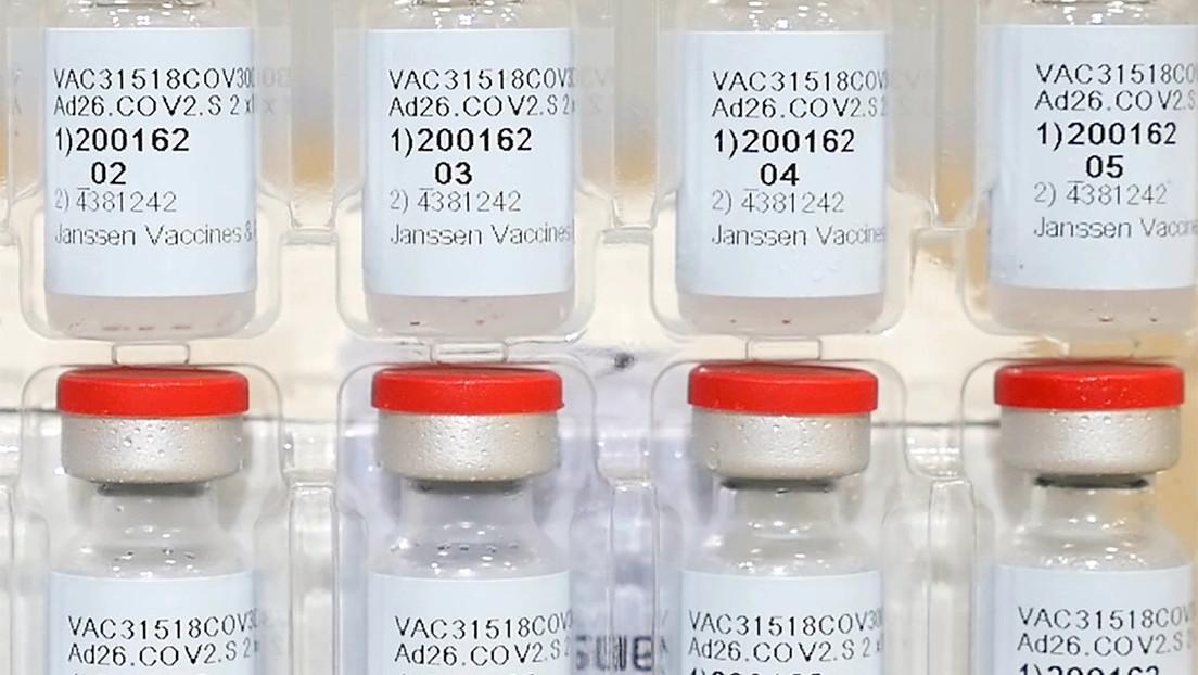 La OMS aprueba el uso de la vacuna de Johnson & Johnson contra el covid-19