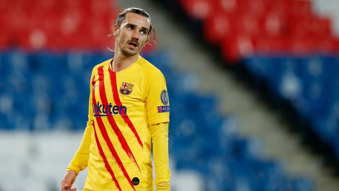 """Leyenda del F.C. Barcelona carga contra Griezmann: """"Siempre que está en el campo, el equipo juega con diez"""""""
