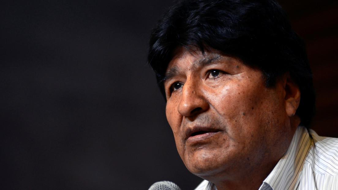 Evo Morales comenta la captura de Jeanine Áñez por las autoridades bolivianas