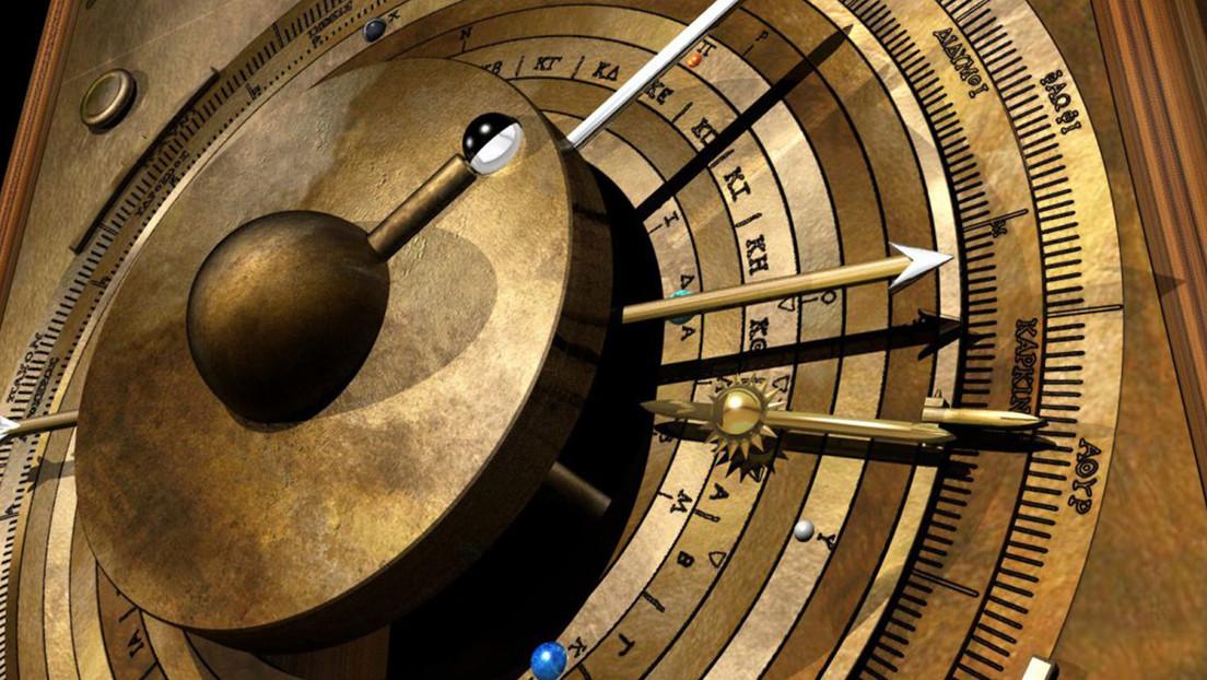 Descifran cómo la 'primera computadora de la historia' predecía fenómenos astronómicos hace 2.000 años