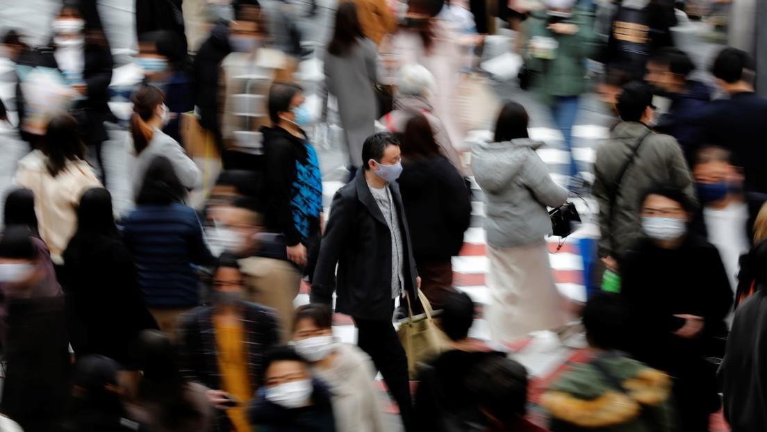 """Japón entra en alerta tras detectar una variante de coronavirus """"distinta"""" en su territorio"""
