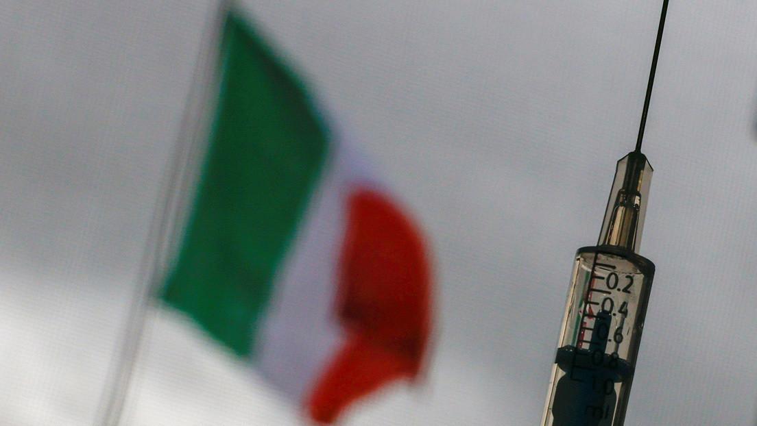 Italia suspende un nuevo lote de AstraZeneca tras la muerte de una persona que había recibido la primera dosis