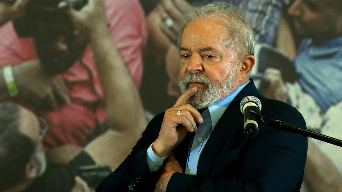 La defensa de Lula denuncia a un empresario brasileño que en un video amenaza con un arma al expresidente