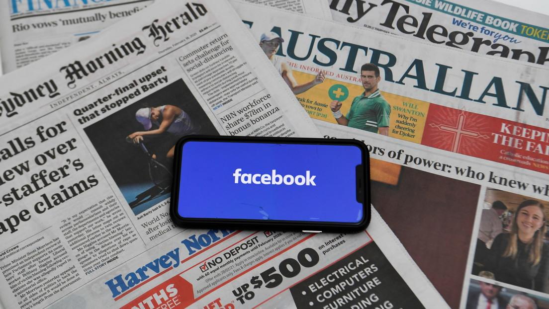 Facebook llega a un acuerdo con News Corp y pagará por las noticias en Australia