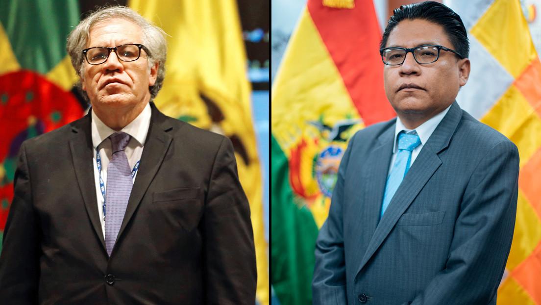Las inusuales peticiones de la OEA a Bolivia a más de un año de su dudoso papel en el golpe de Estado (y la dura respuesta del Ministerio de Justicia)