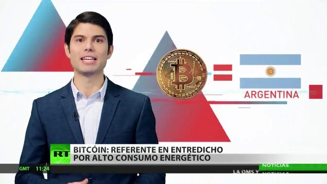 Bitcóin: referente en entredicho por su alto consumo energético