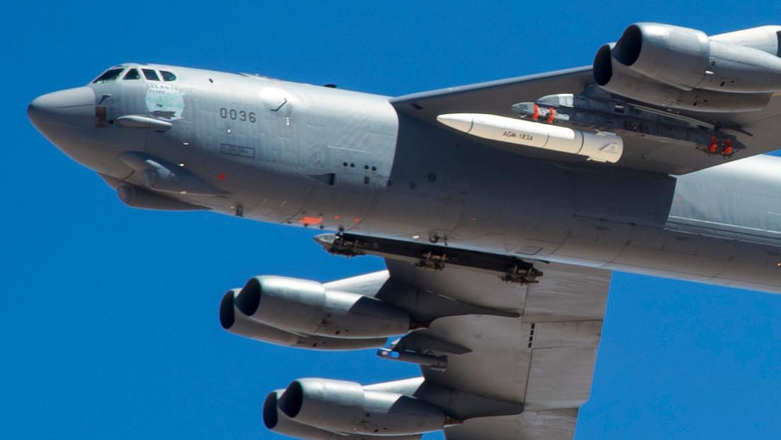 La Fuerza Aérea de EE. UU. planea probar una inusual arma hipersónica en los próximos días