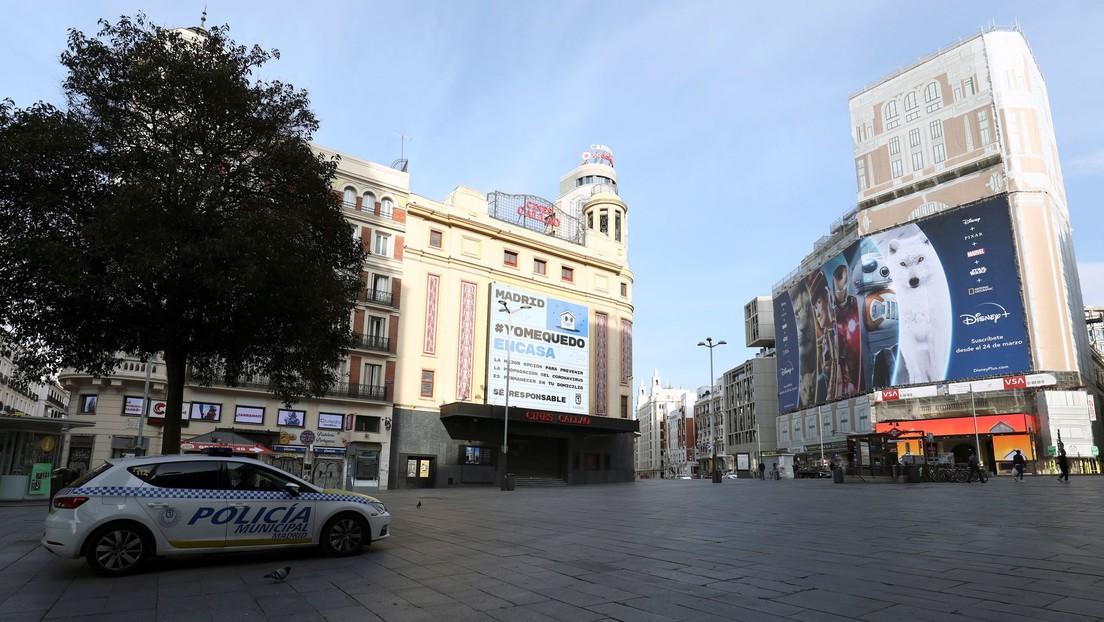 VIDEO: Desarticulan la mayor red de distribución de cocaína de Madrid