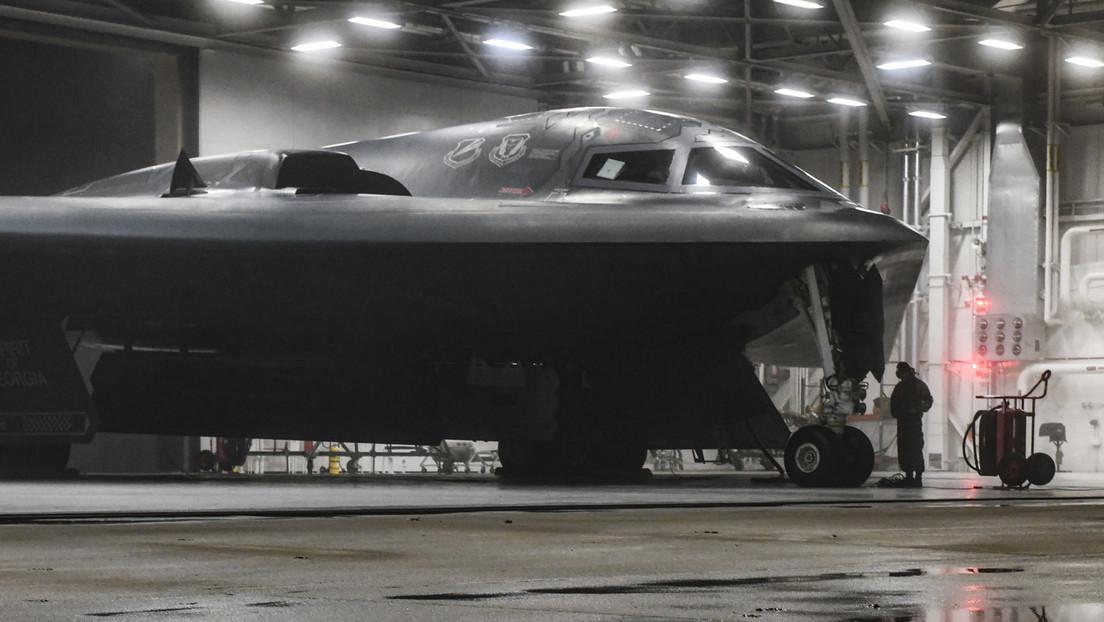 EE.UU. despliega en Portugal tres bombarderos furtivos B-2 Spirit con capacidad nuclear
