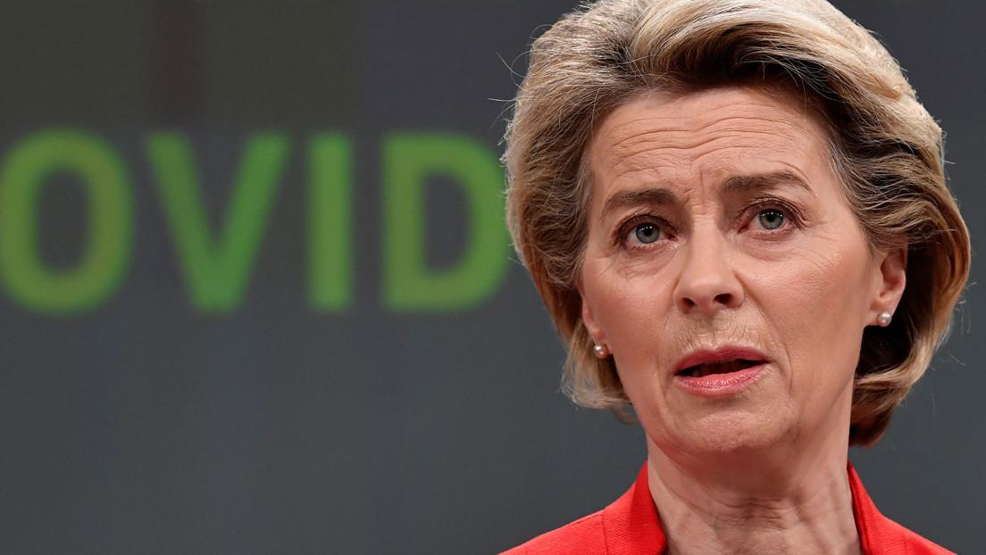 """La UE podría imponer más restricciones a la exportación de vacunas: """"Todas las opciones están sobre la mesa"""""""
