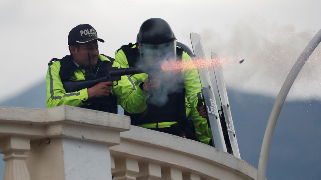 Ejecuciones extrajudiciales y represión: Determinan la responsabilidad del Estado ecuatoriano en las violaciones de DDHH durante las protestas de 2019